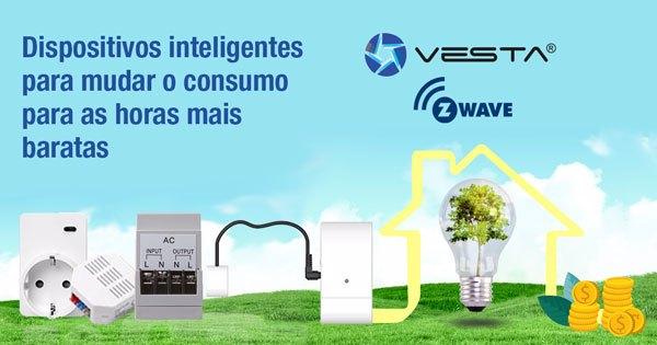 Reduza custos com dispositivos de economia de energia VESTA!