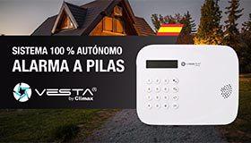 Presentación Sistema de Alarma a Pilas VESTA