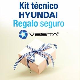 ¡Regalo seguro en compras HYUNDAI o VESTA superiores a 300€ sin IVA!