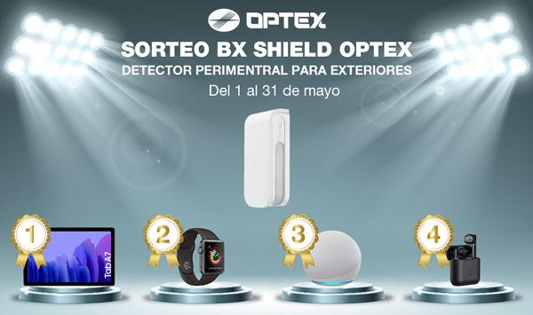 Sorteo BX Shield Optex