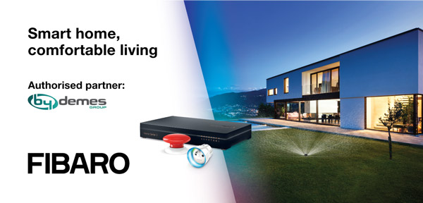 Smart home, comfortable living