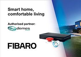 Distribución IoT FIBARO en España
