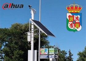 Solución integral de Dahua para el tráfico en la Luisiana y el Campillo (Sevilla)