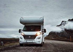 Alarma para autocaravanas y camiones de VESTA: una solución para el transporte y las mercancías