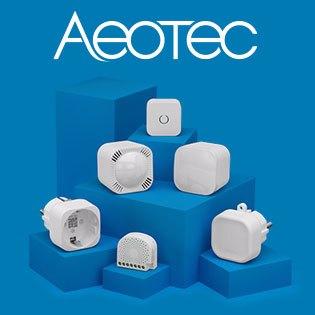 ¡Somos distribuidores oficiales de Aeotec!