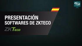 Presentación softwares de ZKTeco