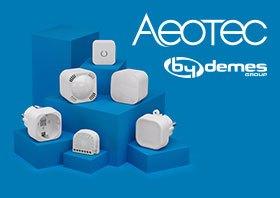 By Demes, nuevo distribuidor de domótica Aeotec en España
