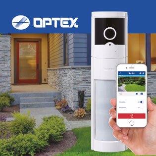 Kit sensor VXI-CMOD OPTEX, solución 100% autónoma