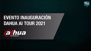 Evento inauguración DAHUA AI tour 2021
