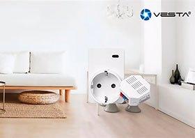 ¿Cómo ahorrar energía con la domótica de VESTA?