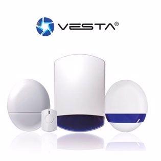 ¡VESTA tiene la mayor variedad de sirenas interiores y exteriores!