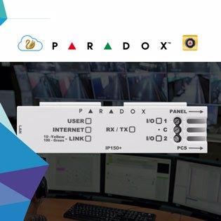 Recuperación de módulos IP150 PARADOX