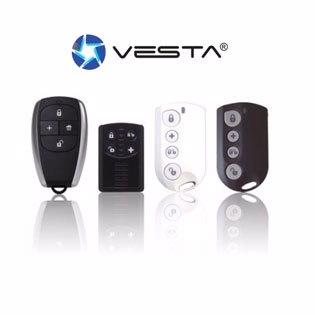 Pulsadores vía radio VESTA: mucho más que un mando a distancia