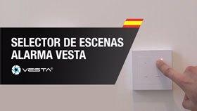 Cómo funciona el Selector de Escenas de la Alarma VESTA