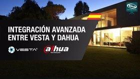 Integración avanzada del Sistema de Alarma VESTA con las Cámaras de Dahua Technology