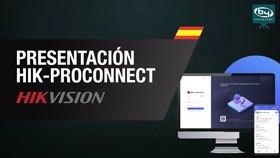 Presentación de Hik-ProConnect - Hikvision