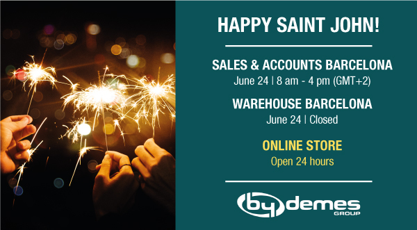 SPECIAL HOURS OF JUNE 24