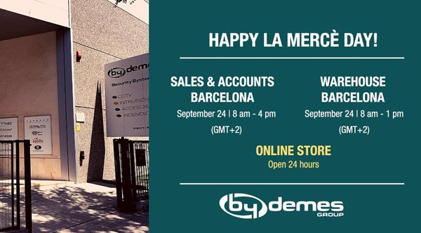 Special hours of September 24
