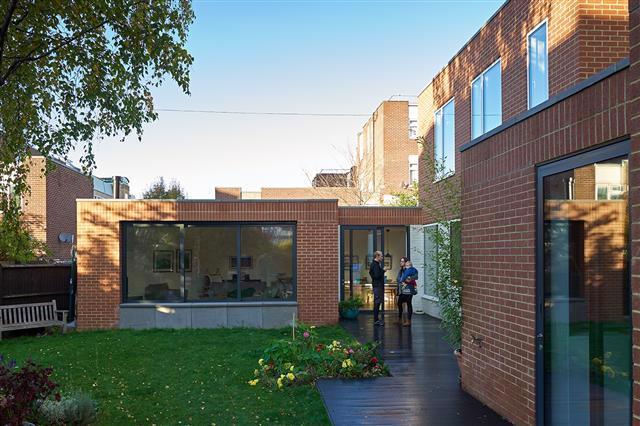 Communal Cohousing en Londres