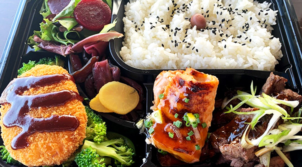 Japanese American Café Dining / N Cafe'