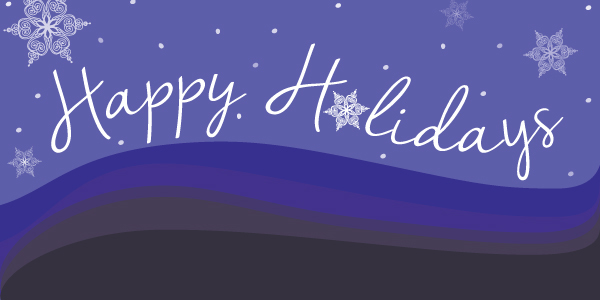 Happy Holidays from Hearthside Home Care