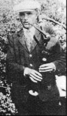 Angus Beaton, Cape Breton piper