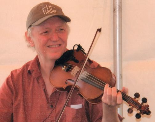 Fiddler Paul Cranford