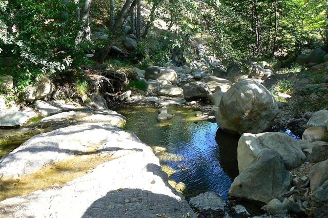 Wheeler Gorge Campground