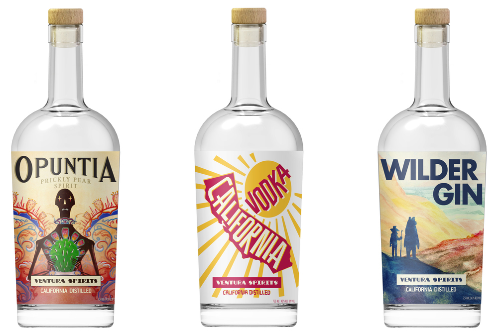 Ventura Spirits lineup