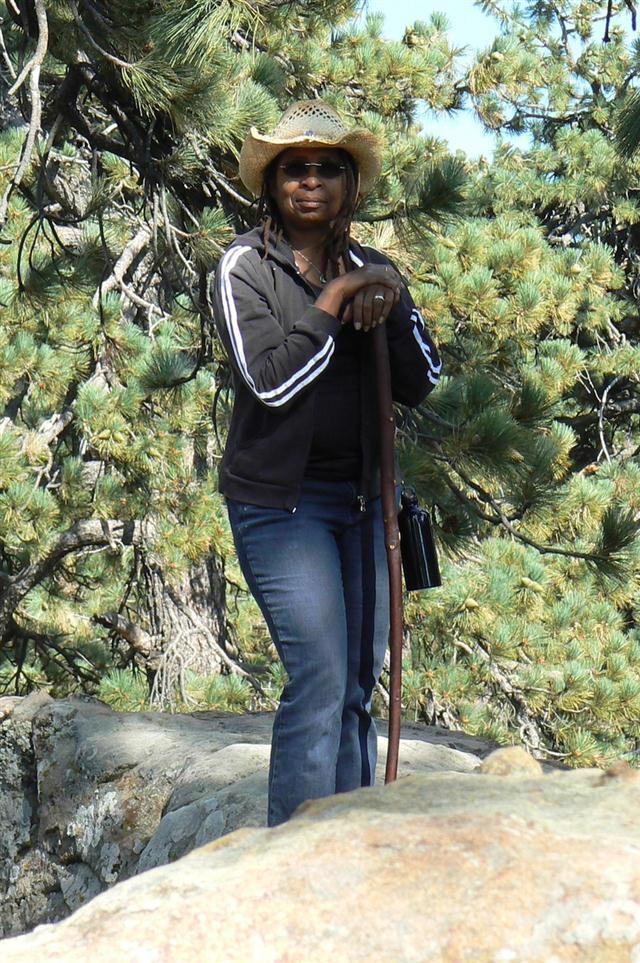 Rondia on Pine Mountain
