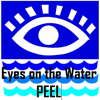 Eyes on the Water Peel