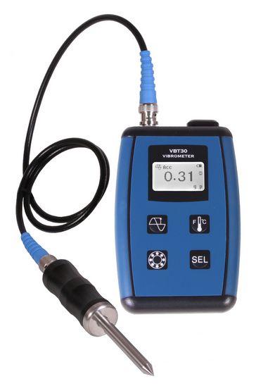 HS-620/HS-630振動計