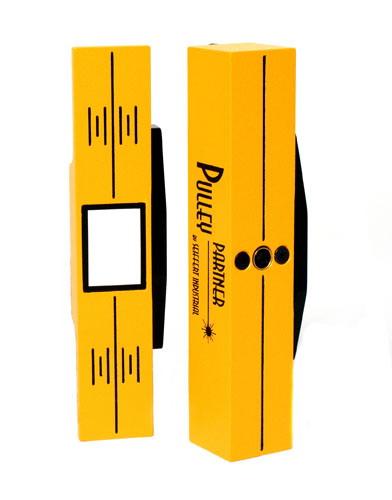 KX2500雷射皮帶輪對心儀