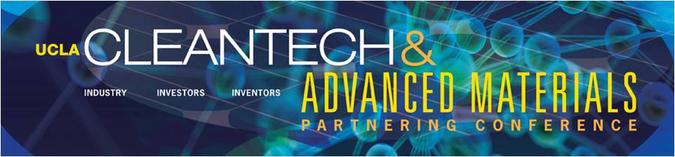 UCLA Cleantech Event logo