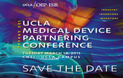UCLA Medical Device Industry Partnering Conf.