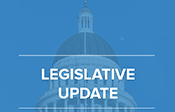 Legislative update logo