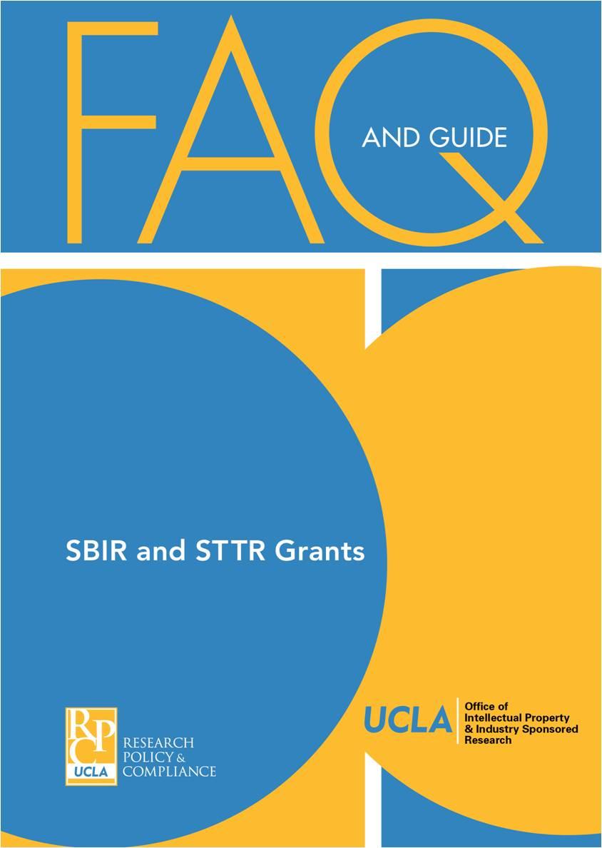 SBIR/STTR Guide Logo