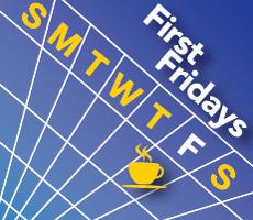 OIP-ISR First Fridays Logo