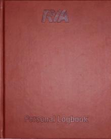 RYA Personal Log Book