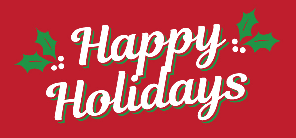 Happy Holidays from O'Neil Software