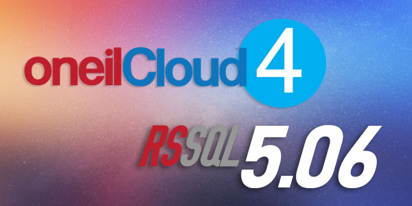 oneilCloud and RS-SQL