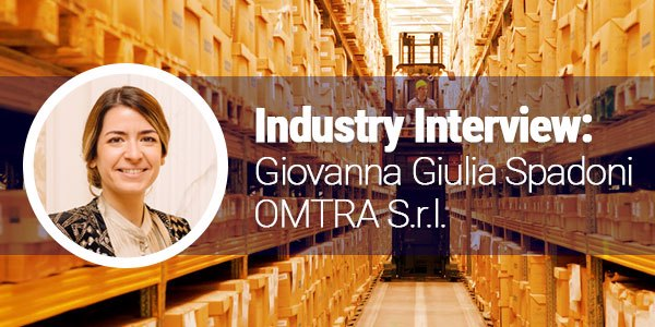Industry Interview: Giovanna Spadoni, OMTRA