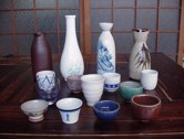 Sake and Pottery