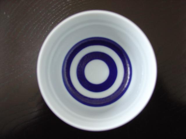 """""""Kikichokko"""" official sake  tasting glass"""
