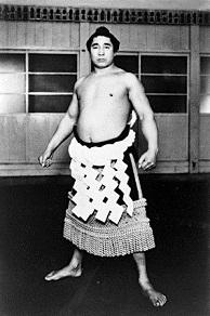Wakanohana I - great Yokozuna, recently passed away