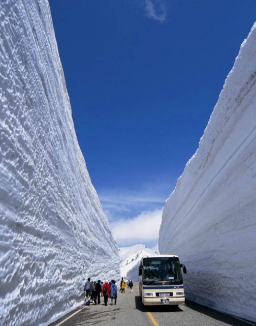 Deeeep snow!