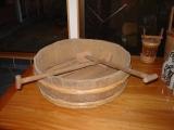 Small vats for making kimoto