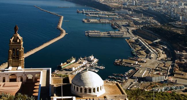 Puerto de Orán - Argelia