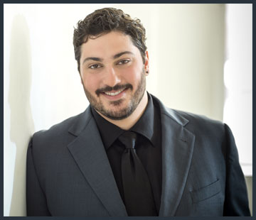 Anthony Kalil, Richard Tucker Career Grant Winner
