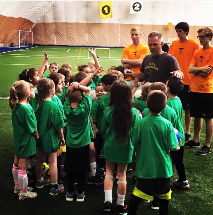 Youth Soccer Clinic